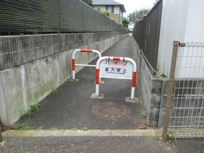 16号への道