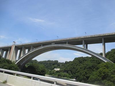 小倉橋から見た新小倉橋